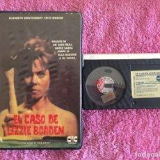 Cine: BETA EL CASO DE LIZZIE BORDEN [1975] ED. CIC SONIDO HI-FI. Lote 265916153