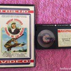 Cine: BETA EL CARNAVAL DE LAS ÁGUILAS [1975] ED. FRIEND VIDEO PIRATA. Lote 265917088