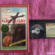 Cine: BETA - OJO POR OJO (1) [1984] ED. KALENDER VIDEO. Lote 265970188