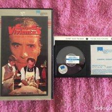 Cine: BETA CUERPOS VIVIENTES - PETER CUSHING CHRISTOPHER LEE [1973] ED. MONTANA VIDEO. Lote 266254178