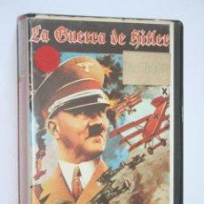 Cine: LA GUERRA DE HITLER * FILM BETA CINE SEGUNDA GUERRA MUNDIAL / COMBATE BÉLICO * EURO FILMS. Lote 266323323