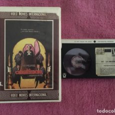 Cine: BETA LA OBSESIÓN (ROGER CORMAN) - RAY MILLAND [1962] ED. VIDEO MOVIES 1RA EDICIÓN SONIDO HI-FI. Lote 266324793