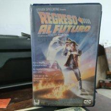 Cinema: REGRESO AL FUTURO - ROBERT ZEMECKIS - MICHAEL J. FOX CHRISTOPHER LLOYD - CIC 1986. Lote 266683813