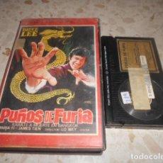 Cinéma: BLOQUE 2 - BETA - PUÑOS DE FURIA - 50. Lote 267392634