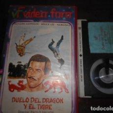 Cinéma: BETA - DUELO DEL DRAGON Y EL TIGRE - 37. Lote 267397644