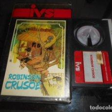 Cinéma: BETA - ROBINSON CRUSOE . - 41. Lote 267397779