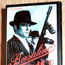 Cine: BETA - BORSALINO AND CO - ALAIN DELON, JACQUES DERAY - CRIMEN, AÑOS 30, MAFIA, NEO-NOIR. Lote 268760614