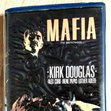 Cine: BETA - MAFIA - KIRK DOUGLAS, ALEX CORD, IRENE PAPAS - MAFIA, CRIMEN - 1º EDICION. Lote 268769089