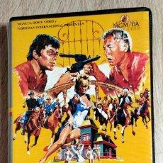 Cine: BETA - DUELO DE PILLOS - FRANK SINATRA, GEORGE KENNEDY, BURT KENNEDY - WESTERN, COMEDIA - 1º EDICION. Lote 268773969