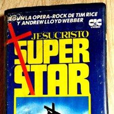 Cine: BETA - JESUCRISTO SUPERSTAR - TED NEELEY, CARL ANDERSON, NORMAN JEWISON - 1º EDICION. Lote 268775244