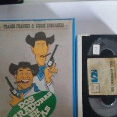 Cine: BETA DOS CARADURAS EN TEXAS CG. Lote 268981984