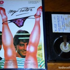 Cine: MY TUTOR - GEORGE BOWERS , CAREN KAYE , MATT LATTANZI - OPALO FILMS - BETA. Lote 270954428
