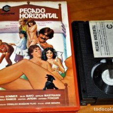 Cine: PECADO HORIZONTAL - MARISA SOMMER, ZILDA MAYO, MATILDE MASTRANGI, JOSE MIZIARA - EROTICA - BETA. Lote 270955728
