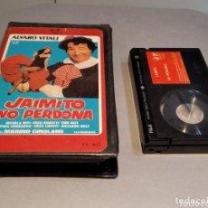 Cine: JAIMITO NO PERDONA (1982) - MARINO GIROLAMI ALVARO VITALI MICHELA MITI ENZO ROBUTTI TONI UCCI BETA. Lote 271445013