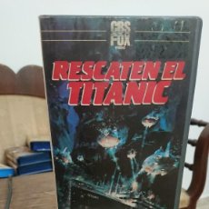 Cine: RESCATEN EL TITANIC - JERRY JAMESON - JASON ROBARDS, ALEC GUINNESS - CBS 1980. Lote 276941838
