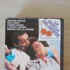 Cine: JARABO-BETA-SANCHO GRACIA-VIDEOFAMILIAR S.A.-AÑO 1986-MUY DIFÍCIL.. Lote 278493868