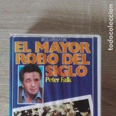 Cine: EL MAYOR ROBO DEL SIGLO-BETA-PETER FALK-S.D.I. SA-AÑO 1984. ESTUCHE BLANCO.. Lote 278503028