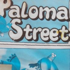 Cine: PALOMA STREET DE MICHAEL COLE-BETA-BBC VIDEO-DIBUJOS ANIMADOS-AÑO 1986-SÓLO CINTA.. Lote 278511173