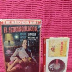 Cine: EL ESTRANGULADOR. ALLEN GARFIELD Y MEREDITH MAC RAE. BETA VIDEO CLUB. Lote 287921623