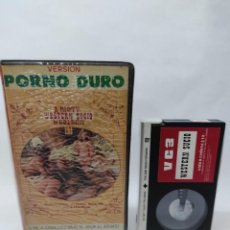 Cine: PELÍCULA VÍDEO BETA DIRTY WESTERN SUCIO - BARBARA BOURBON - GLORIA HOPE - APRIL GRANT.VIDEO CLUB. Lote 287999913