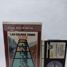Cine: LAS COLINAS TIENEN OJOS - WES CRAVEN, SUSAN LANIER, ROBERT HOUSTON, MICHAEL BERRYMAN - TERROR - BETA. Lote 288151348