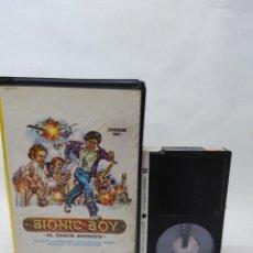 Cine: BIONIC BOY. EL CHICO BIONICO - JOHNSON YAP, RON ROGERS, SUSAN BAECHER - - BETA.VIDEO CLUB. Lote 288334143