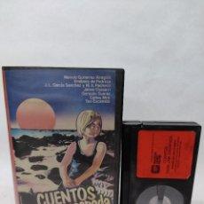 Cine: CUENTOS PARA UNA ESCAPADA (1979) - JAIME CHÁVARRI MANUEL GUTIÉRREZ ARAGÓN.VIDEO CLUB BETA. Lote 288354363