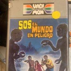 Cine: S.O.S. EL MUNDO ANTERIOR PELÍCULA SISTEMA 2000 VADI MON. Lote 288592053