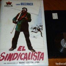 Cine: EL SINDICALISTA - LANDO BUZZANCA, RENZO MONTAGNANI - BETA. Lote 288919083