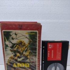 Cine: ATOR EL PODEROSO (1982) - ATOR L'INVINCIBILE (1ª EDICIÓN JOSE FRADE) VIDEO CLUB. Lote 289323783