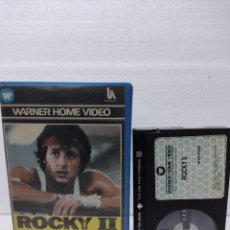 Cine: ROCKY II SYLVESTER STALLONE VIDEO CLUB BETA. Lote 289325718