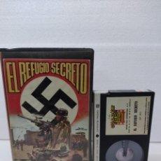Cine: EL REFUGIO SECRETO SS VIDEO CLUB BETA. Lote 289327813