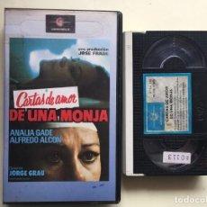 Cine: CARTAS DE AMOR DE UNA MONJA - ANALIA GADE - BETA. Lote 293874013