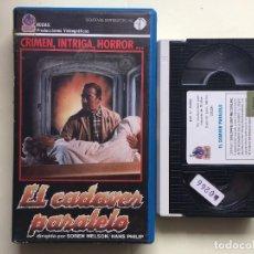 Cine: EL CADAVER PARALELO - BETA. Lote 293874128