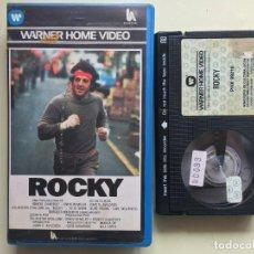 Cine: ROCKY - SYLVESTER STALLONE - WARNER - BETA. Lote 293874318