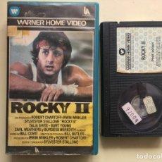 Cine: ROCKY III - SYLVESTER STALLONE - WARNER - BETA. Lote 293874458