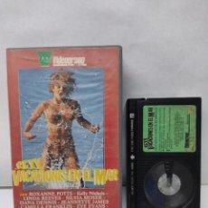 Cine: SEXY VACACIONES EN EL MAR (1980) / CODY NICOLE LONI SANDERS COPPER PENNY NICOLE BLACK .VIDEO BETA. Lote 294163983