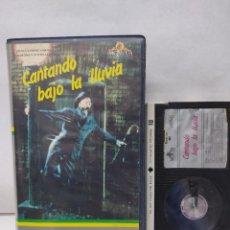 Cine: BETA - CANTANDO BAJO LA LLUVIA - GENE KELLY,DONALD O´CONNOR,DEBBIE REYNOLDS. Lote 294164228