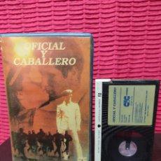Cine: OFICIAL Y CABALLERO-PELICULA BETA. Lote 296684773