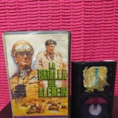 Cine: LA BATALLA DEL ALEMEIN - JACKSON PADGET - FREDERICK STAFFORD , GEORGE HILTON-BETA. Lote 296686128