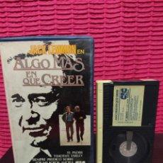 Cine: ALGO MÁS EN QUE CREER - JACK LEMMON -VIDEO BETA. Lote 296686923