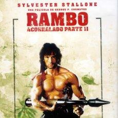 Cine: RAMBO ACORRALADO PARTE II ( BLU - RAY PRECINTADO) SYLVESTER STALLONE. Lote 39508530