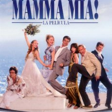 Cine: MAMMA MIA LA PELICULA (BLU - RAY PRECINTADO) EXPERIMENTA YA LA ALTA DEFINICION. Lote 27420934