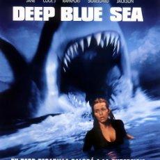 Cine: DEEP BLU SEA (BLU - RAY PRECINTADO) EXPERIMENTA YA LA ALTA DEFINICION CON ESTA GRAN PR0DUCCION. Lote 26060601