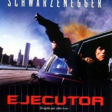 Cine: EJECUTOR (BLU-RAY DISC PRECINTADO H D 1080) EDICIÓN DESCATALOGADA ARNOLD SCHWARZENEGGER. Lote 107685671