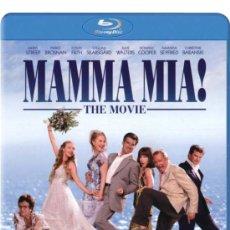 Cine: BLU-RAY MAMMA MIA! THE MOVIE (MERYL STREEP,PIERCE BROSNAN,COLIN FIRTH). Lote 27367147