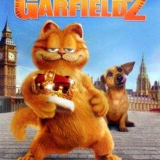 Cine: GARFIELD 2 (BLU RAY PRECINTADO) . Lote 27652279