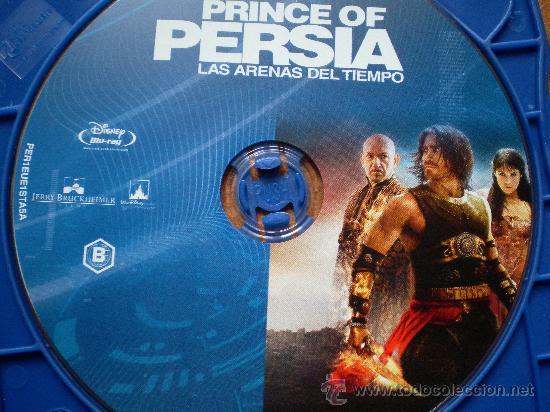 PELÍCULA BLU RAY PRÍNCIPE DE PERSIA (Cine - Películas - Blu-Ray Disc)