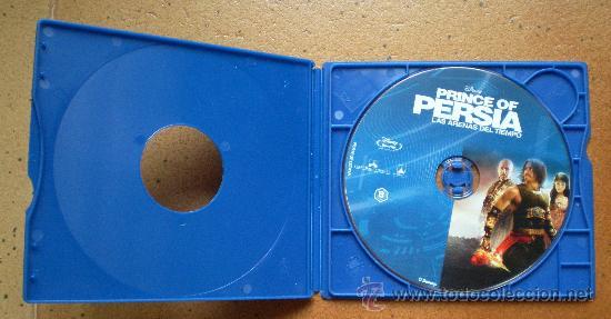 Cine: Película Blu Ray Príncipe de Persia - Foto 2 - 29409449