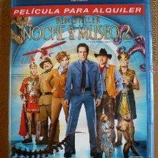 Cine: PELÍCULA BLU RAY NOCHE EN EL MUSEO 2. Lote 33458823